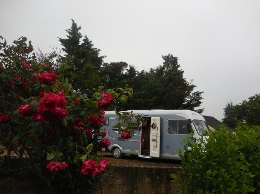 Aire camping-car à Amné (72540) - Photo 4